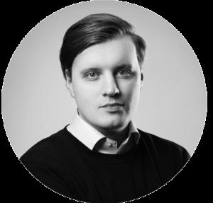 Fabian Karlsten Sales manager Gate 88